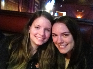 Alexandra and myself :)