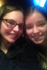 Carlee and I :)