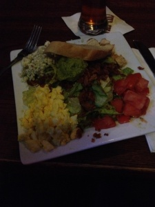 City Steam Cobb Salad! Yum!