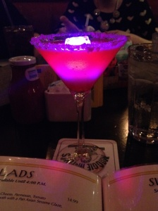 My Barbie's Dream House E-Tini... so delicious!