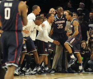 I love the emotion in the picture! Source: courant.com