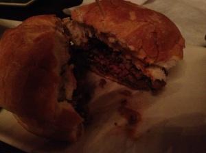 Is it sad that this burger was the highlight of my week?