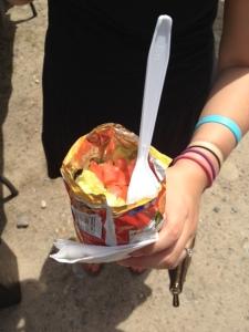 Frito's pie = amazing