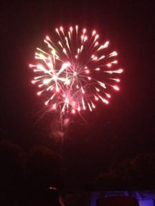 My favorite fireworks