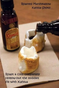 We have homemade Kahlua and I really want to try this!