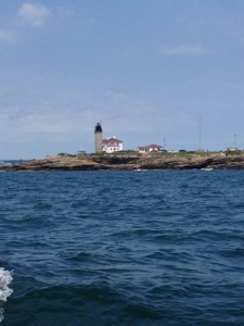 The lighthouses were so cool!