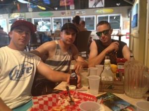Dan, Robbie, and Kevy :)