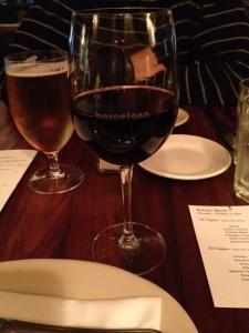 I love red wine :)
