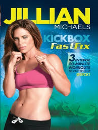 jillian michaels kickbox