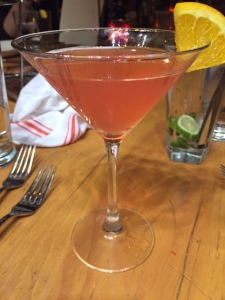 bricco grapefruit gimlet
