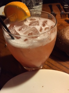 outback rum punch