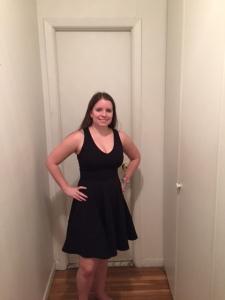Gotta love a little black dress