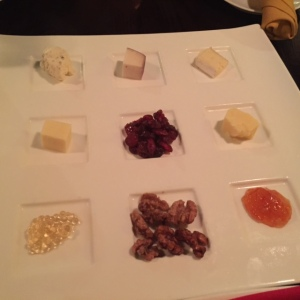Such perfection. I loved every single cheese on that plate.