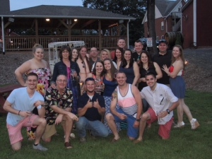 The group shot! Love these people so much!