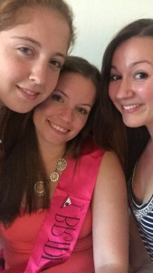 Jenna, me, Natasha :)