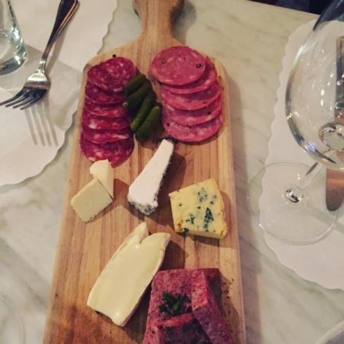 Avert Cheese plate