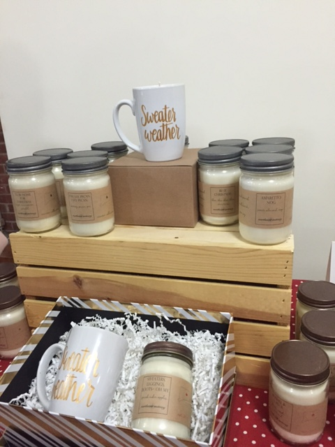 northeast nutmeg candles