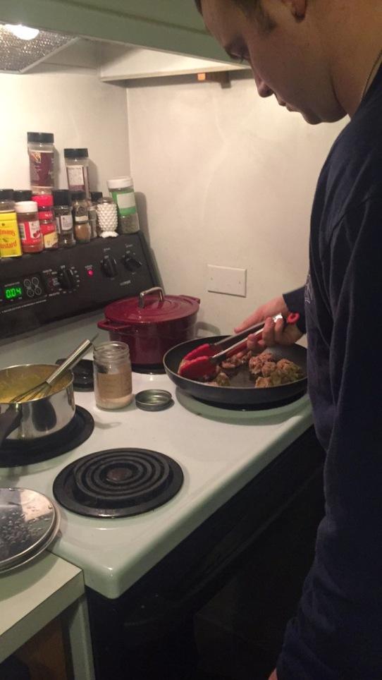 blue apron meal 2 part 1