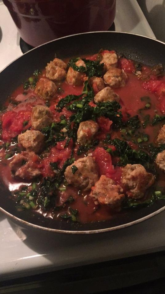 blue apron meal 2 part 2