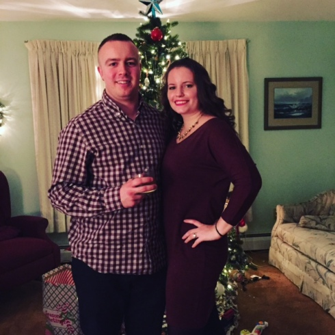 dan and i christmas 2015