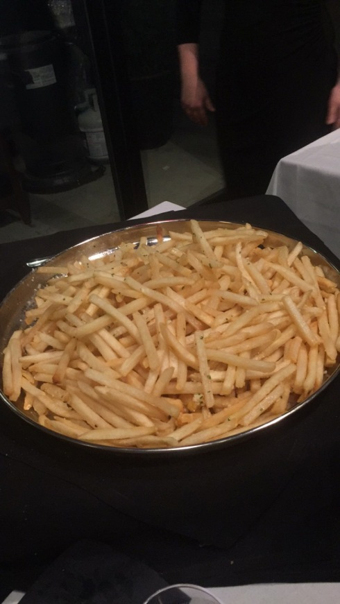 NIXS Truffle Fries