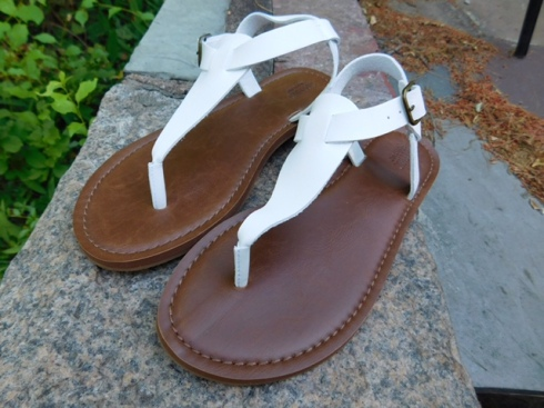 Southern Proper Sandals
