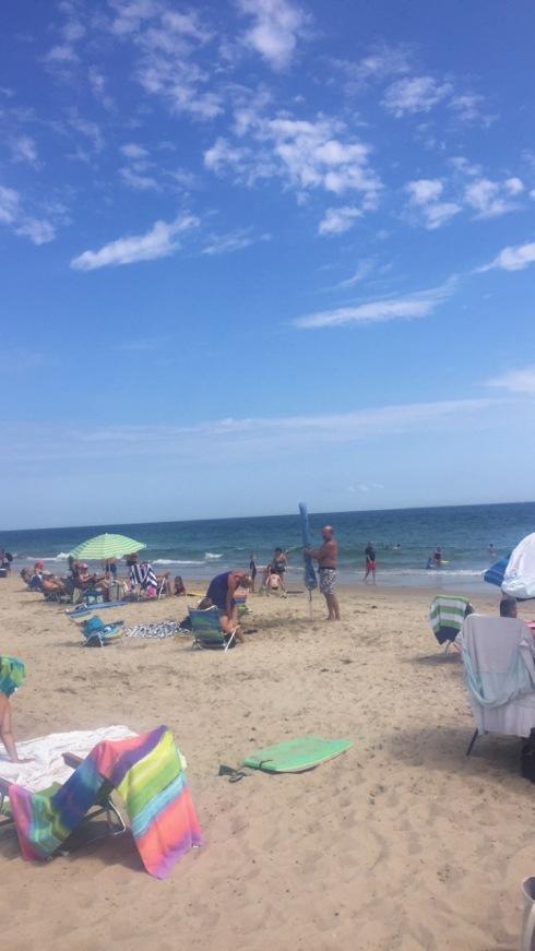 Beach Melissa's Bday
