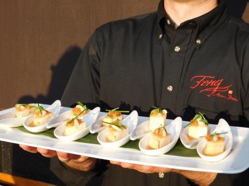 Feng scallops