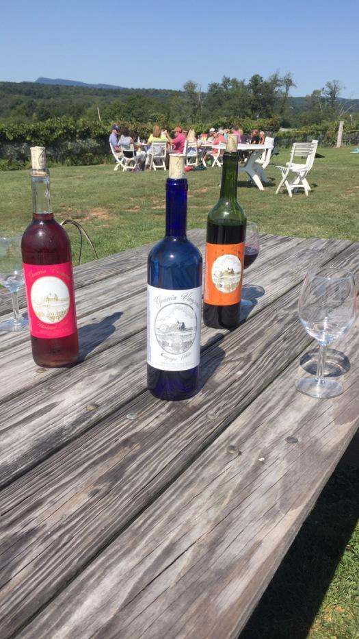 gouveia wine bottles