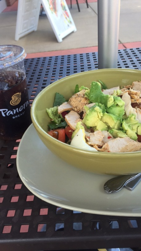 Panera cobb salad