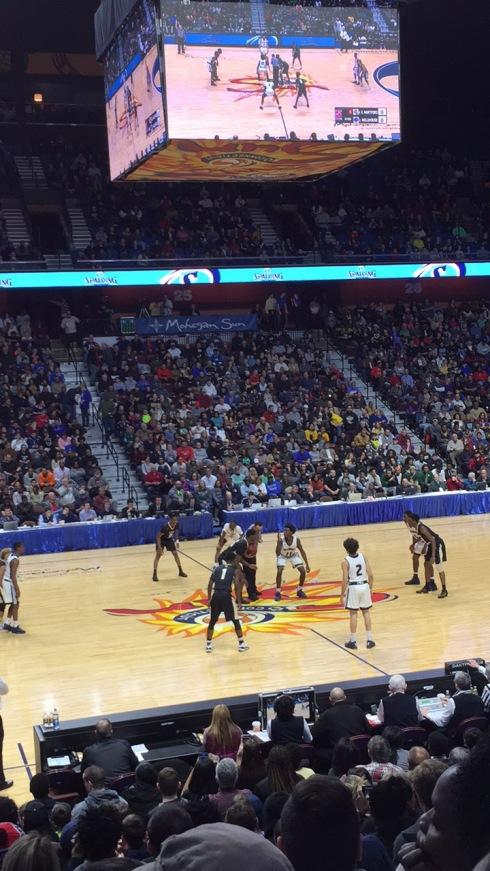 Hornets basketball 1