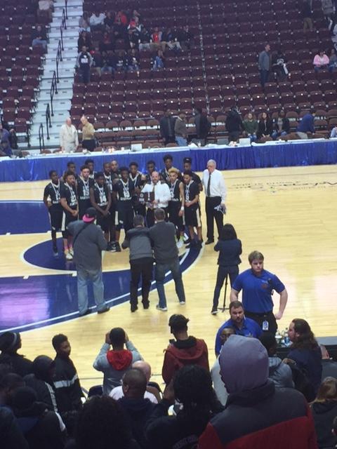 Hornets basketball 2