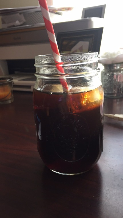 daybreak iced coffee homemade