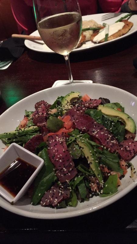 Maggie mcflys tuna salad