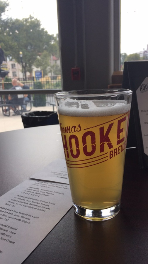 Hooker Brewery Hartford