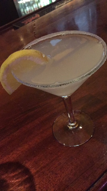 lemon drop martini