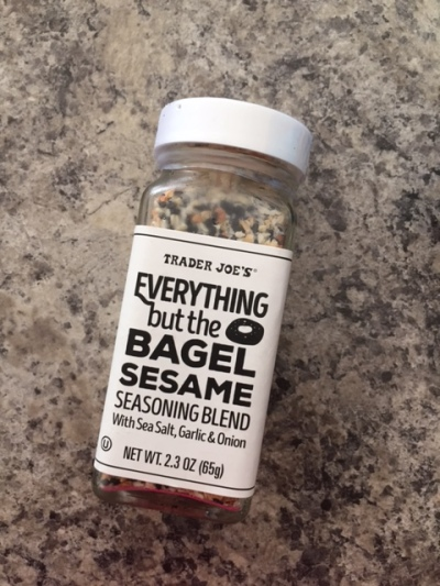 Trader joes bagel seasoning