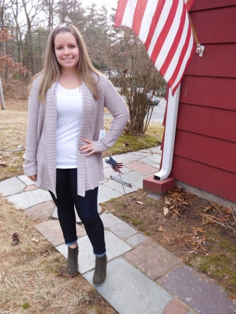 Stitch Fix box 7 sweater