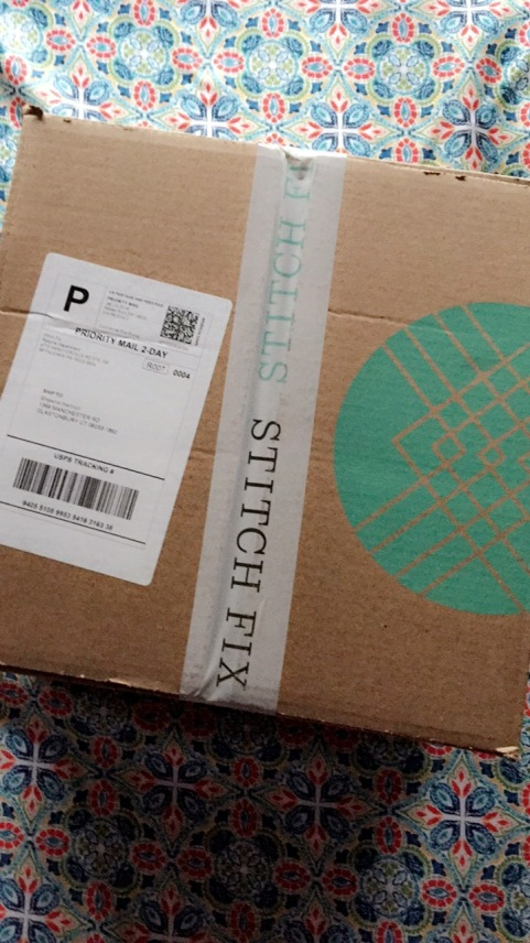 Stitch fix box 7